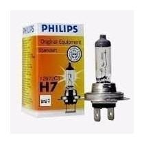 Kit 10 Lâmpada H7 12v 55w Philips Ph12972 Original