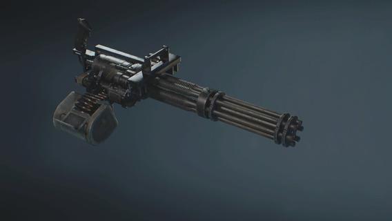 Armas Infinitas Resident Evil 2 Remeke Ps4