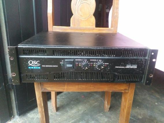 Amplificador Qsc 5050 Rmx