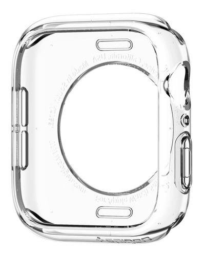 Funda Spigen Apple Watch 44mm Series 5 / 4 Liquid Cristal