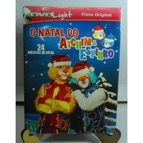 Dvd O Natal De Atchim E Espirro