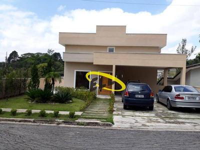 Casa Residencial À Venda, Reserva Vale Verde, Cotia. - Ca4038
