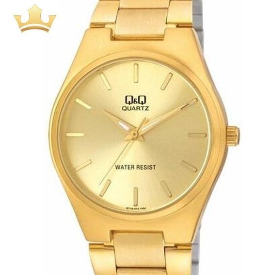 Relógio Q&q By Japan Feminino Q716j010y C/ Garantia E Nf