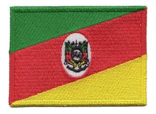 Bordado Patch Bandeira Rio Grande Do Sul Bd50031