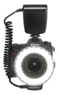 Flash Macro Led Ring Rf-550d Para Nikon. Canon Y Sony