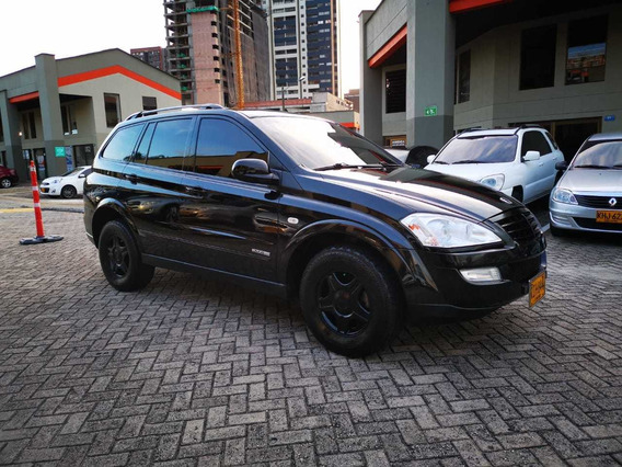 Ssangyong Kyron Turbo Diesel