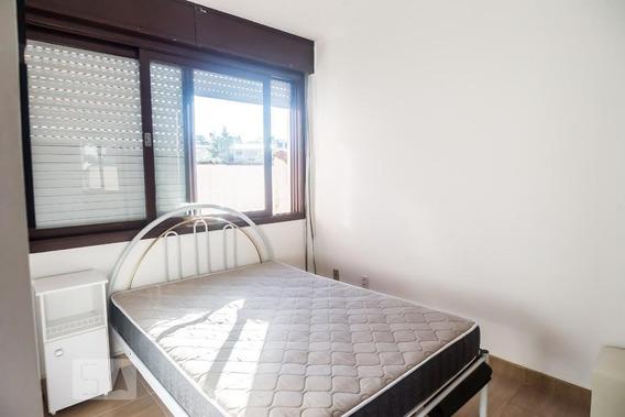 Apartamento Para Aluguel - Chácara Das Pedras, 1 Quarto, 41 - 892894143