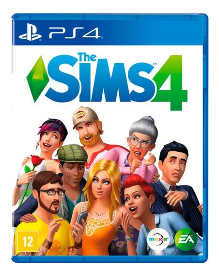 The Sims 4   Ps4 1   Promoção