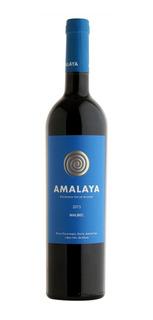 Vino Amalaya Malbec Azul 750ml Hess Family Berlin Bebidas
