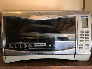 Horno Electrico Black & Decker De Mesa 25 Litros