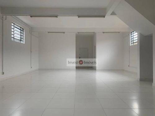 Prédio Para Alugar, 242 M² Por R$ 5.800,00/mês - Jardim Satélite - São José Dos Campos/sp - Pr0112