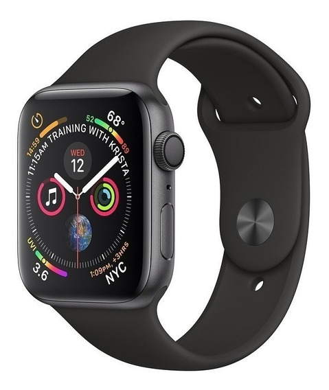 Apple Watch Séries 4 40mm Gps S4 2018