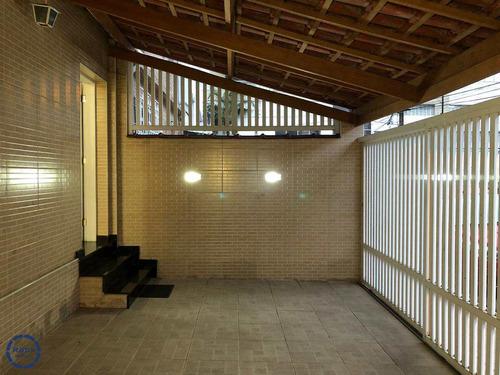 Sobrado Com 2 Dorms, Vila Belmiro, Santos - R$ 590 Mil, Cod: 17932 - V17932