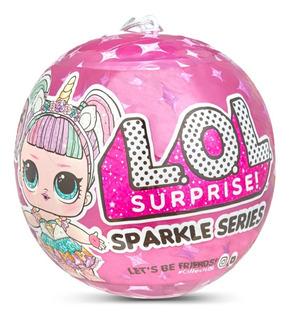 Nuevas Muñecas Lol Sparkle Series Unicornio L.o.l. ¡sorpresa