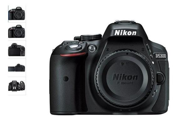 Câmera Nikon D5300 - Somente O Corpo