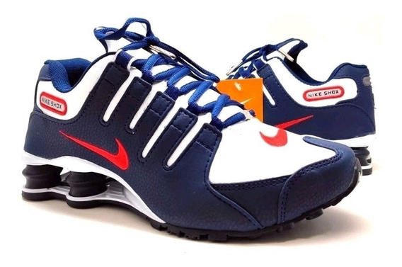Tênis Nike Shoz Nz Foto Original Nvo Colorido