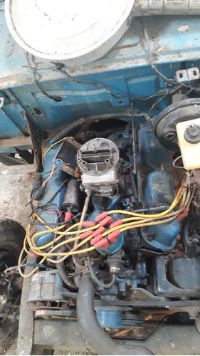 Motor V8 302 Completo