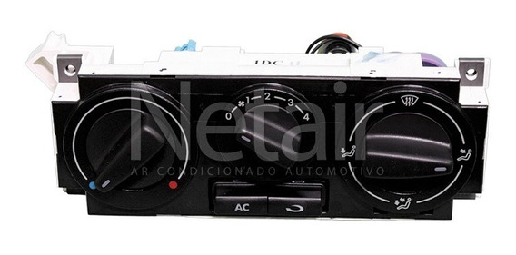 Comando Controle Ar Condicionado Vw Gol Parati Saveiro G3 G4