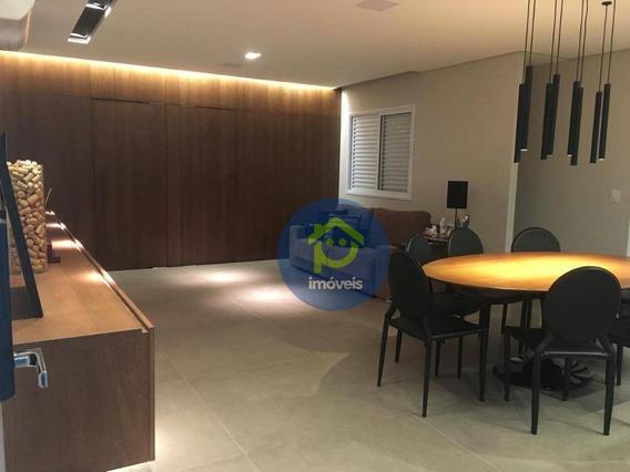 Apartamento Com 2 Dormitórios À Venda, 104 M² Por R$ 730.000 - Jardim Urano - São José Do Rio Preto/sp - Ap7351