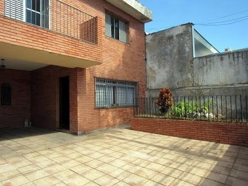 Imagem 1 de 15 de Casa Sobrado Para Venda, 4 Dormitório(s), 220.0m² - 2343