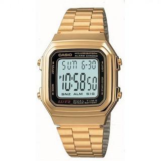 Reloj Casio A-178wga-1a Hombre Envío Gratis Último Disp!
