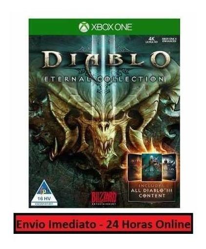Diablo 3 Jogo + Todas Dlc