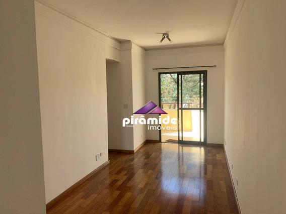 Apartamento Com 2 Dormitórios À Venda, 68 M² Por R$ 261.000 - Jardim Das Indústrias - São José Dos Campos/sp - Ap12112