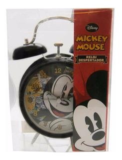 Reloj Despertador Mickey Disney Cresko