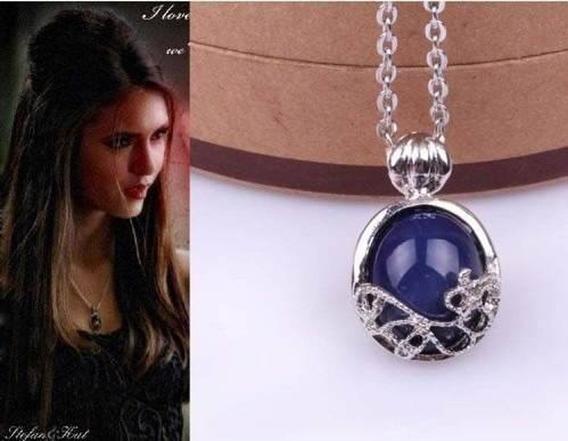 Colar The Vampire Diaries - Usado Na Série Por Katherine