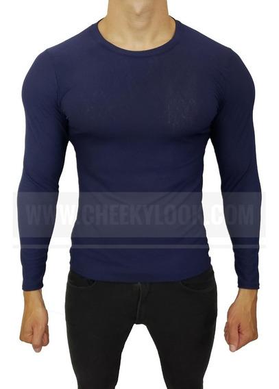 Sweater Casual Unicolor Soft Fresco Cheekylook
