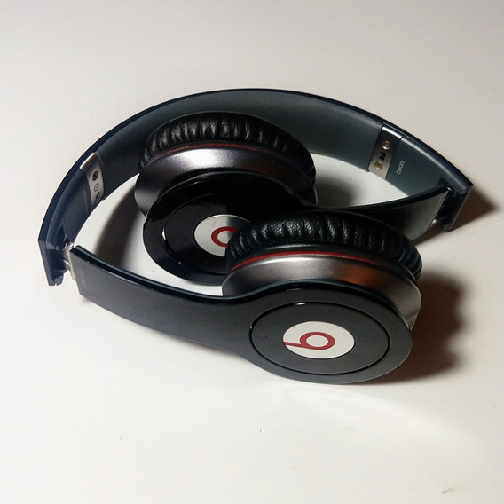 Fone De Ouvido Headset Over-ear Beats By Dre Solo Hd