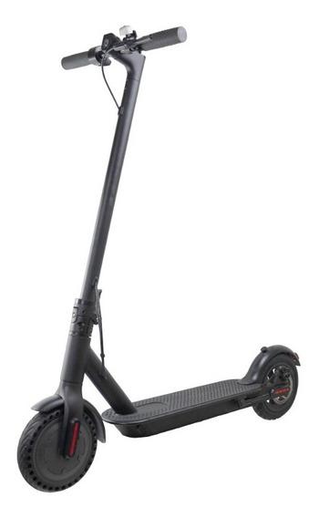 Monopatín Eléctrico Scooter Plegable Con Freno A Disco