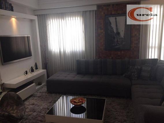 Apartamento Com 3 Dormitórios À Venda, 127 M² Por R$ 1.150.000 - Vila Firmiano Pinto - São Paulo/sp - Ap5737