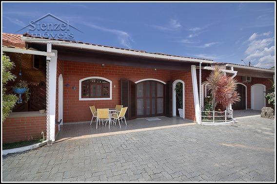 Casa Em Condomínio No Indaiá Em Bertioga. - Cc00140 - 34789116