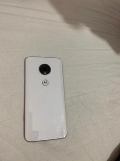 Celular Motorola G7 64 Gb Branco