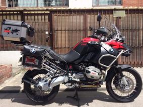 Bmw R 1200 Gs 2013 Roja Accesorios Y Protectores Originales