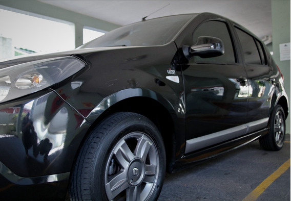 Renault; Sandero Vibe; 2010; 1.6 8v Hiflex