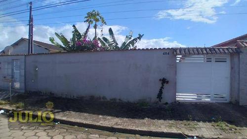 Casa Com 2 Dormitórios À Venda, 90 M² Por R$ 230.000,00 - Flórida Mirim - Mongaguá/sp - Ca3195