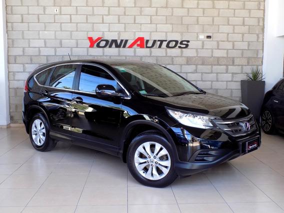 Honda Crv Lx At Cvt C/ Cuero 1° Mano - U-n-i-c-a-* Permuto-