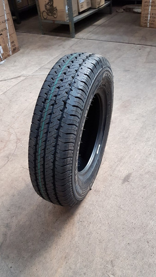 Pneu 155 R12 Wanli - Tras Do Triciclo Shineray