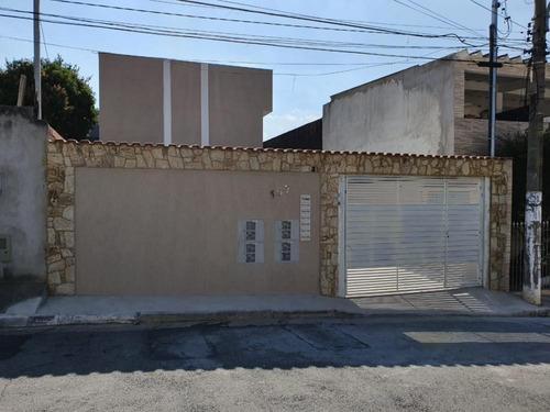 Imagem 1 de 17 de Sobrado Em Condomínio Fechado Para Venda Com 60 M²   Jardim Belém, São Paulo   Sp - Sb363470v