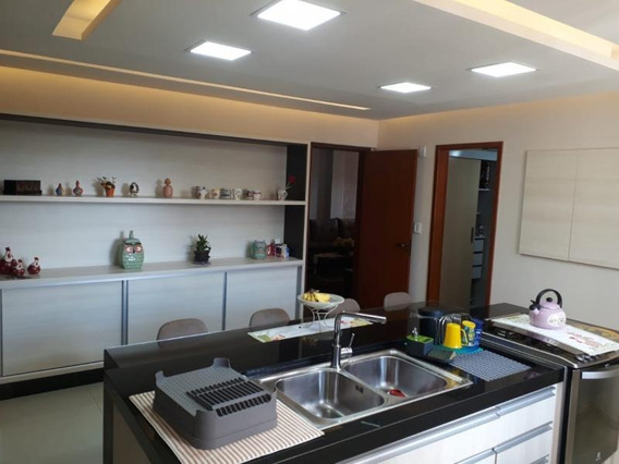 Apartamento Para Venda Em Volta Redonda, Jardim Amália, 4 Dormitórios, 1 Suíte, 2 Banheiros - 166
