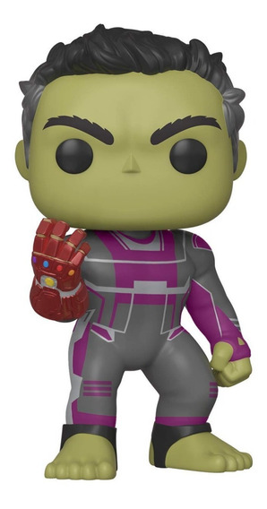 Funko Pop! Avengers Endgame 478 Hulk Guantelete Del Infinito
