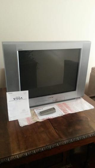 Televisão Sony 29 Wega Trinitron