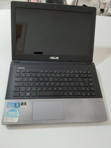 Notebook Asus K45v