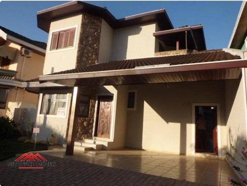 Sobrado Com 3 Dormitórios À Venda, 236 M² Por R$ 850.000,00 - Urbanova - São José Dos Campos/sp - So0004