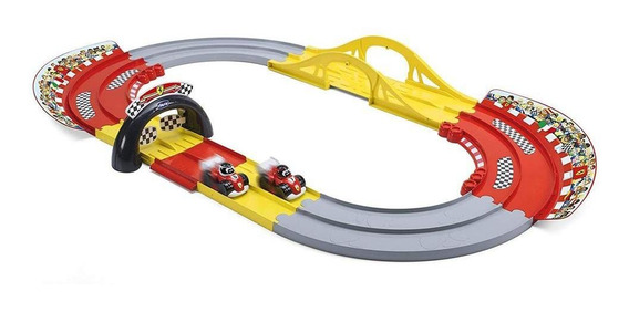 Chicco Pista De Carrreras Scuderia Ferrari