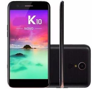 Cel Smartphone K10 Zte 5.5 Pol 8gb + Brindes