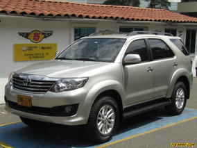 Toyota Fortuner Urbana At 2700cc Aa Abs 4x4