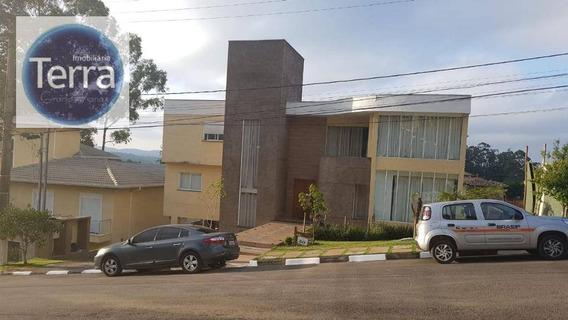 Casa Residencial À Venda, Parque Das Artes, Granja Viana. - Ca1513